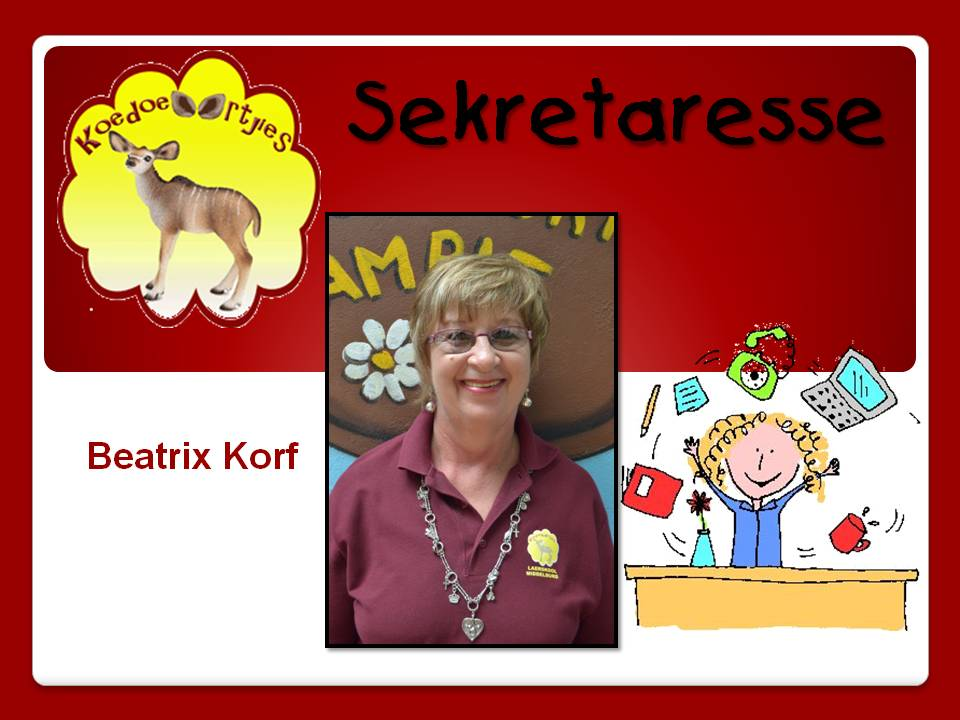 Sekretaresse